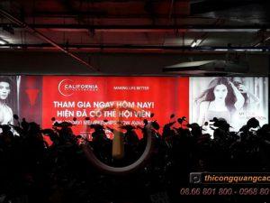 Thi công quảng cáo tại VinCom Cần Thơ